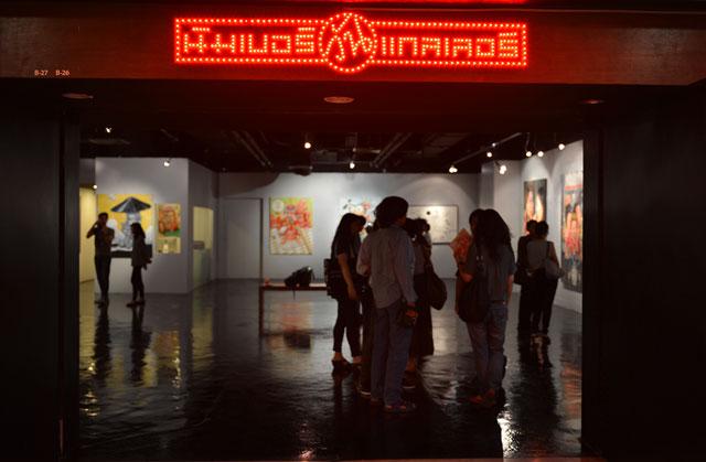 Number 1 Gallery – ArtBangkok.com