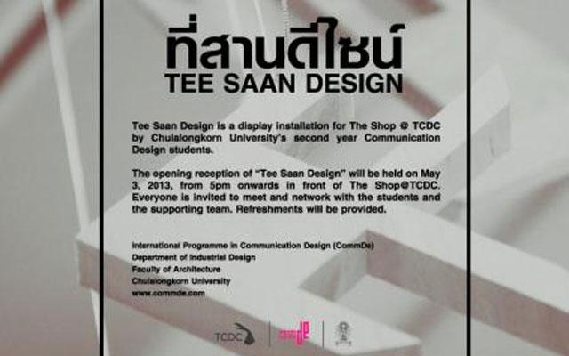 Tee-Saan-Design