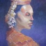 Art Name : nangrum/Technique : Oil on canvas /Size ; 50 x 75 cm. / Price : 10,000 USD