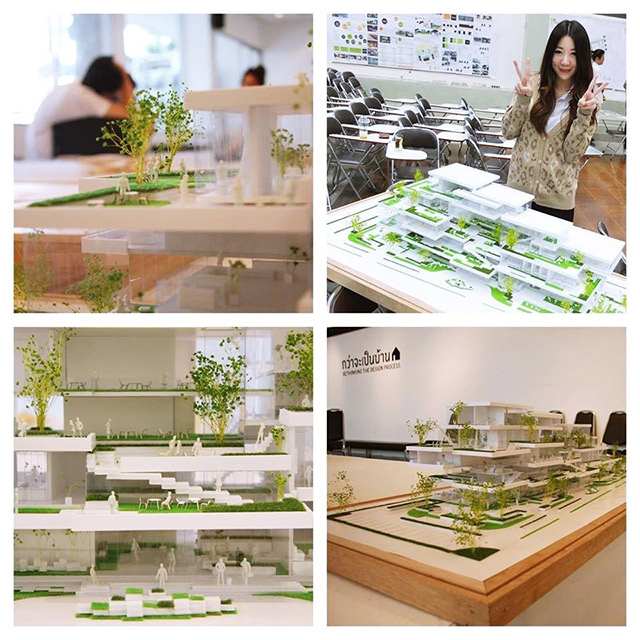 thesis silpakorn architecture