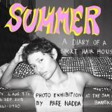 Summer poster Pare Nadda Srithongdee