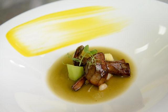 Thai Porcini & Fermented  Fish