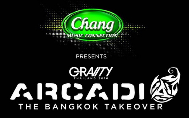 Title Logo - Chang Music Connection Presents Gravity Thailand 2016 ARCADIA - THE BANGKOK TAKEOVER_resize